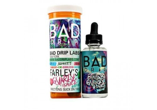 "Bad Drip ""Farley's Gnarly Sauce Iced Out"" 60мл"